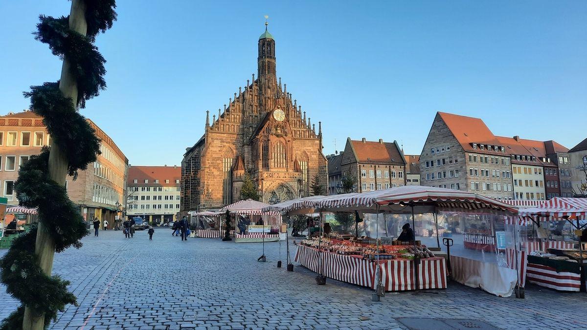 Nürnberg im Advent