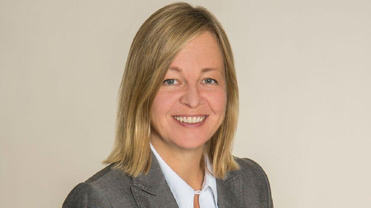 Portrait von Kristina Becker, Bürgermeisterin von Treuchtlingen
