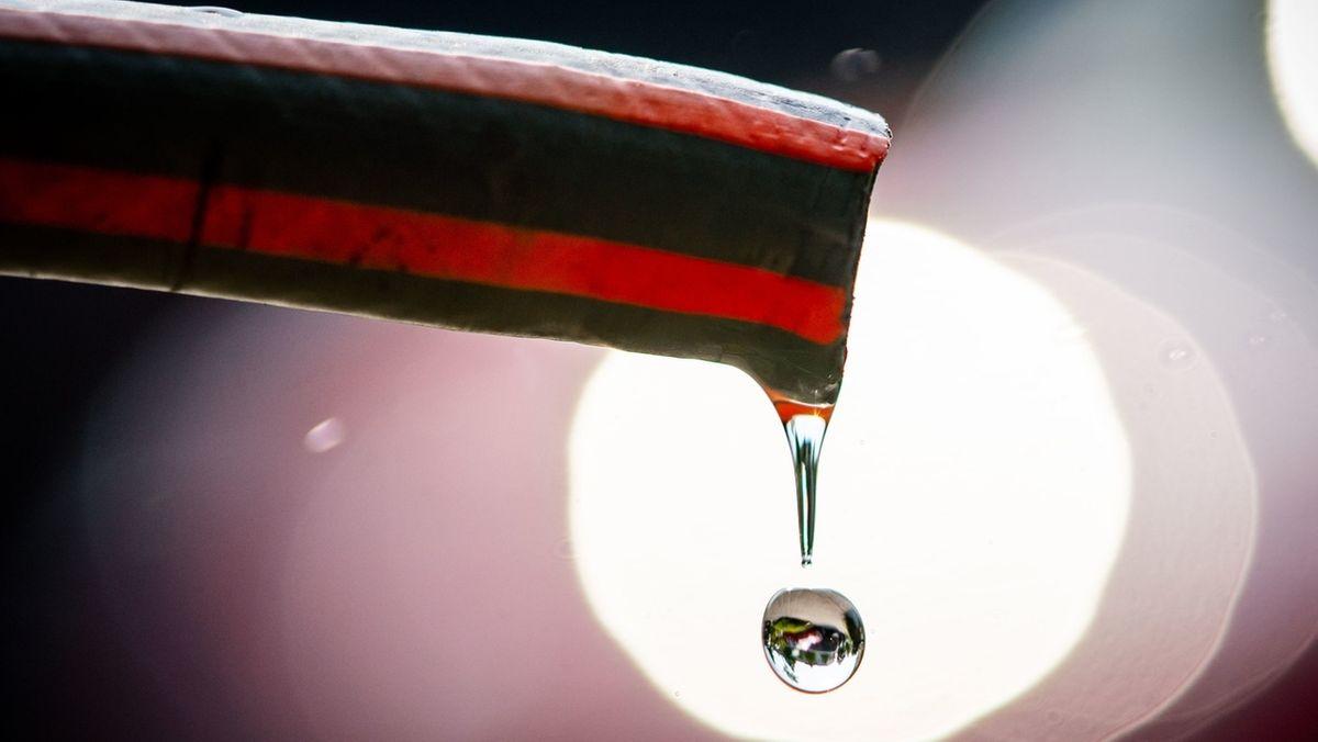 Wasserversorgung trotz trockener Sommer sicher stellen.