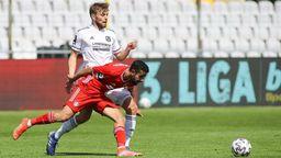 FC Bayern II - SpVgg Unterhaching | Bild:picture-alliance/dpa