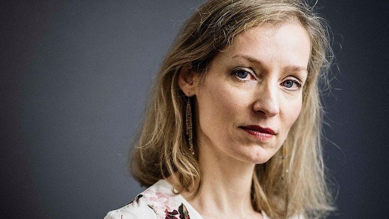 Ein Portrait der französischen Philosophin Corine Pelluchon