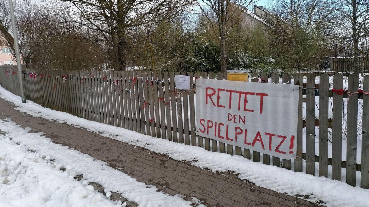 Spielplatz in Hettstadt