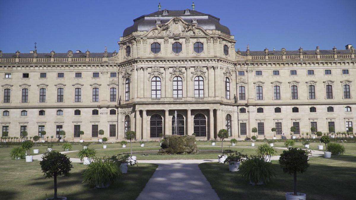 Residenz in Würzburg öffnet wieder für Besucher