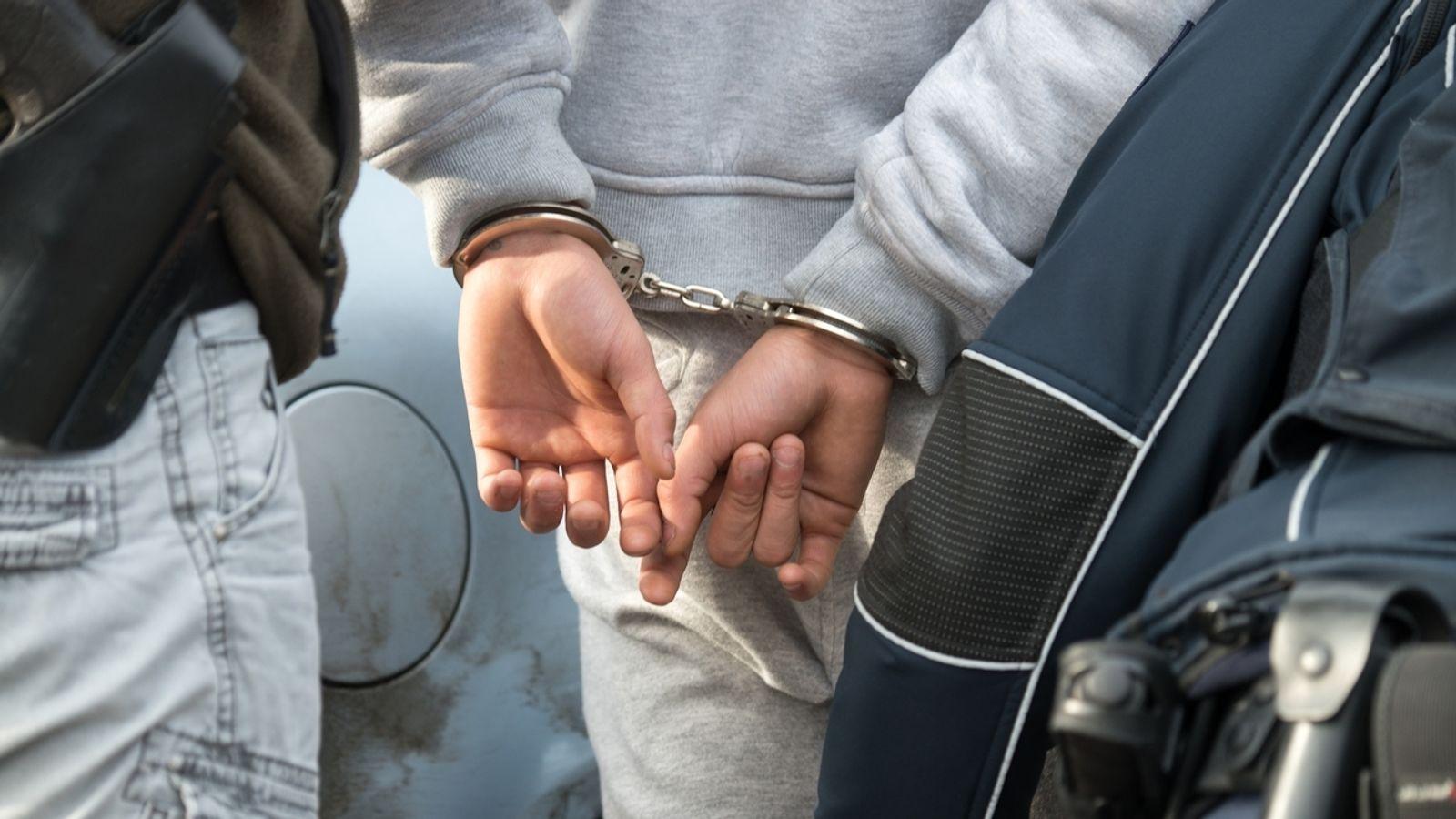 Mutmaßliche Bandendiebe in Nürnberg festgenommen