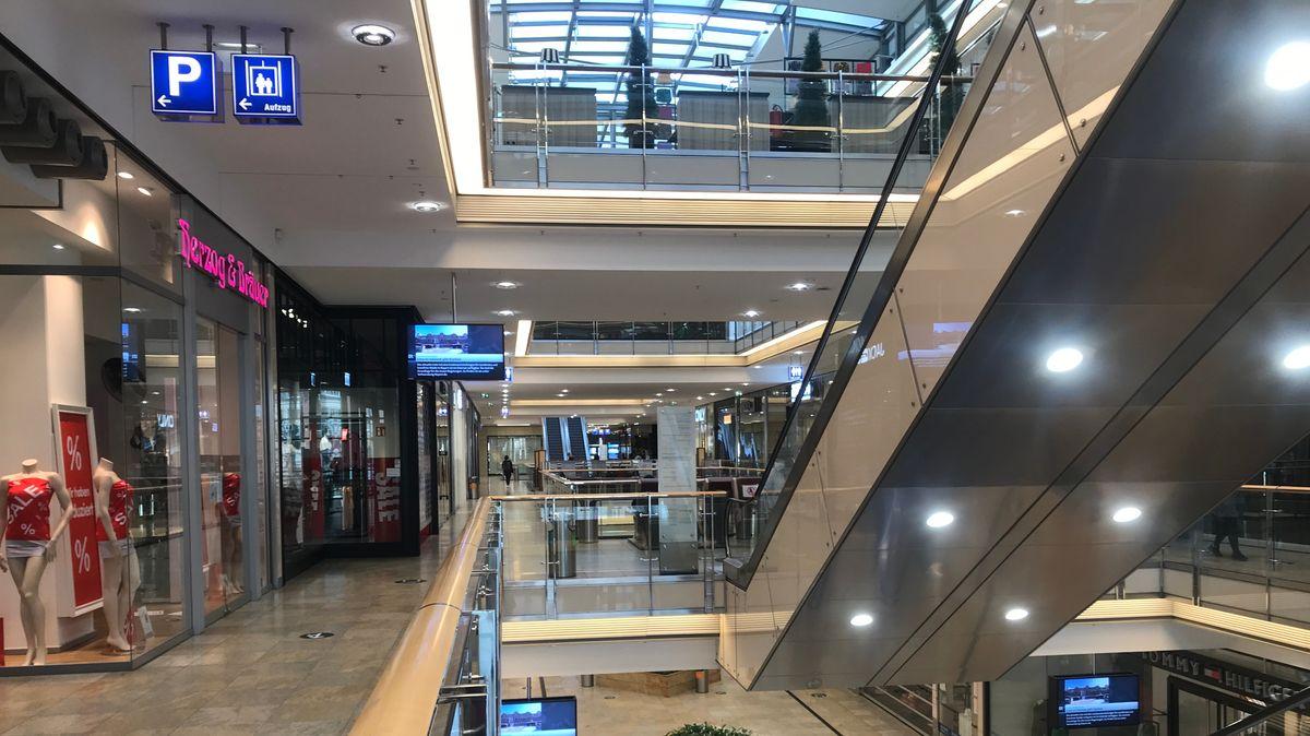 Einkaufszentrum in Kempten