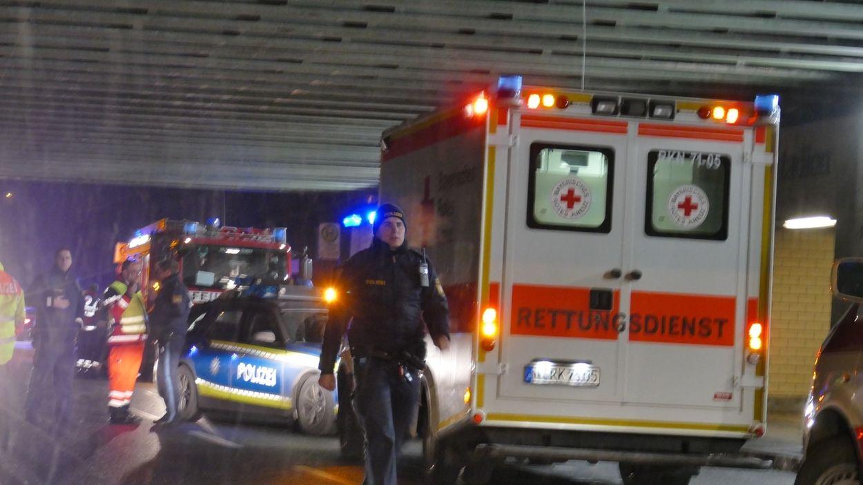 Tödlicher Unfall an S-Bahnhof Frankenstadion