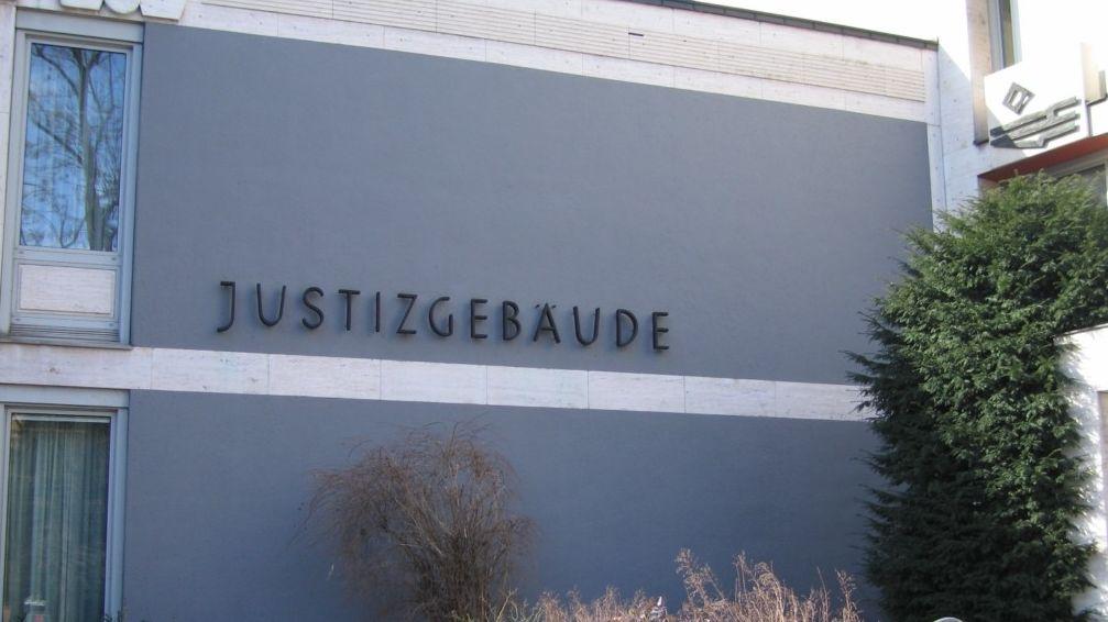 Aschaffenburger Justizgebäude
