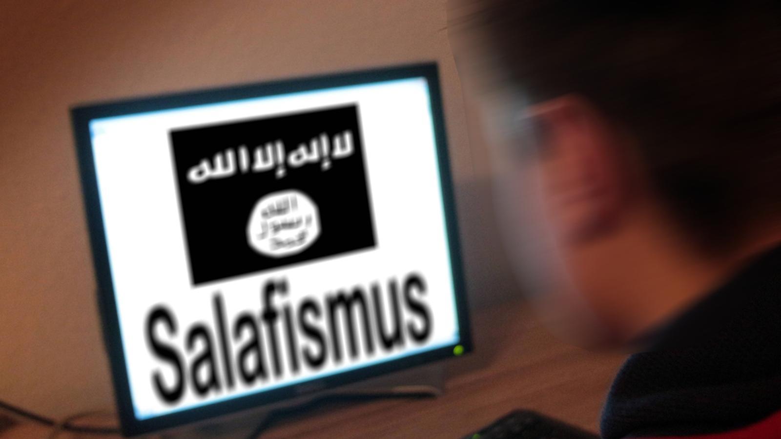 Online-Propaganda Salafismus