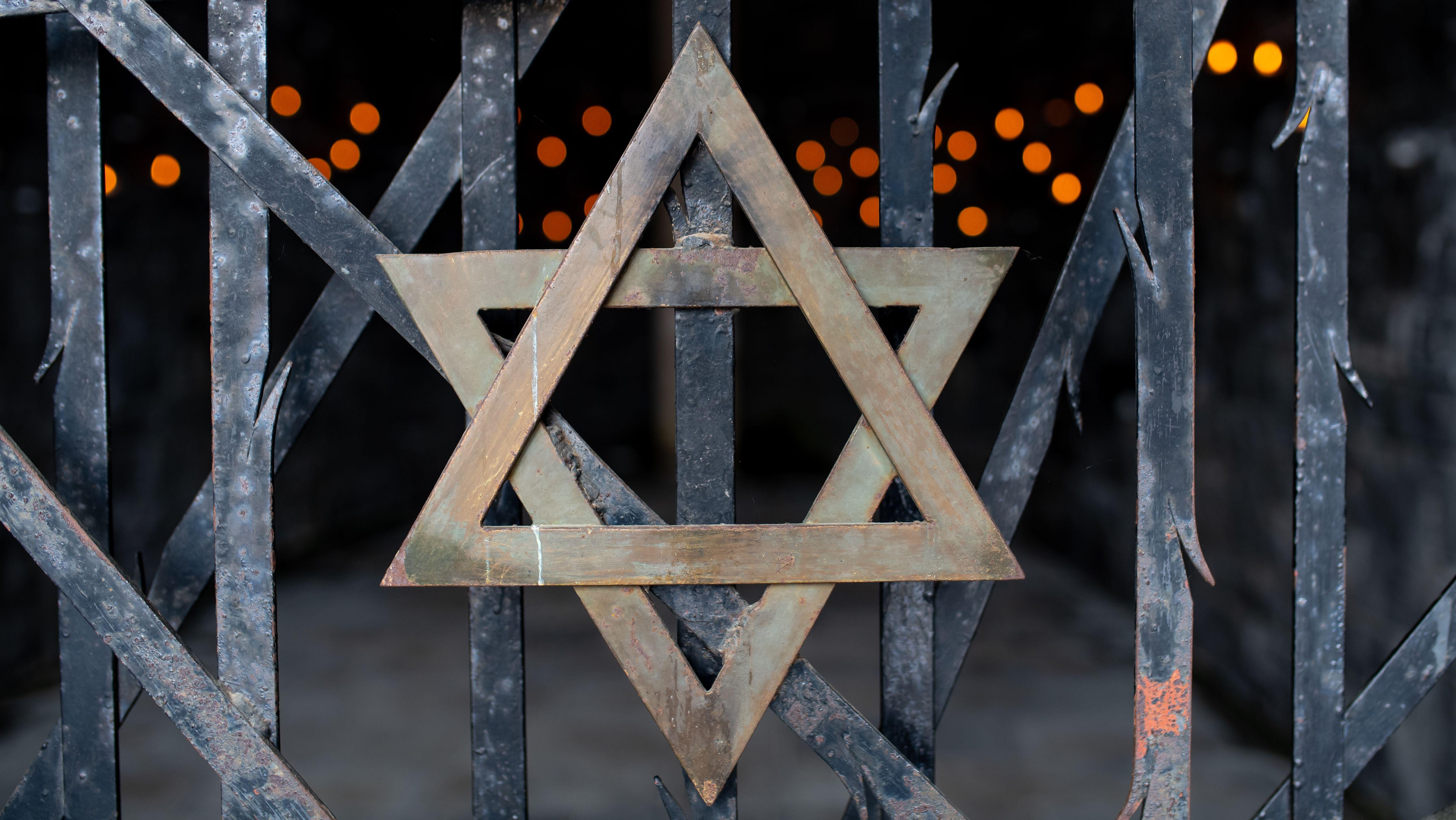 In Deutschland gab es 2019 deutlich mehr antisemitische Straftaten als im Jahr zuvor.