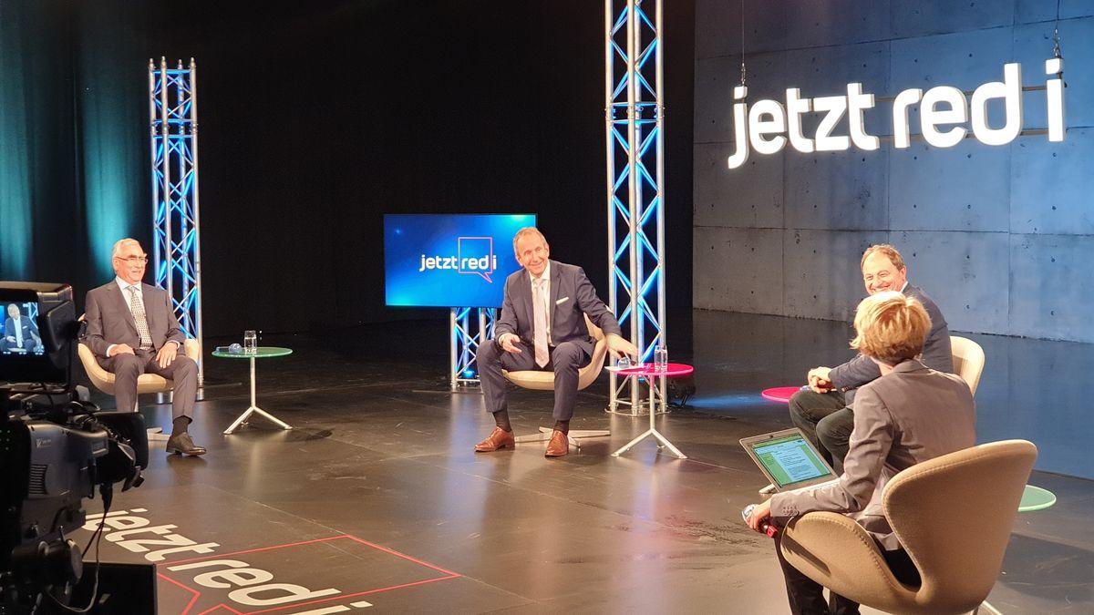 "BR-Sendung ""jetzt red i"" im Juni 2020"