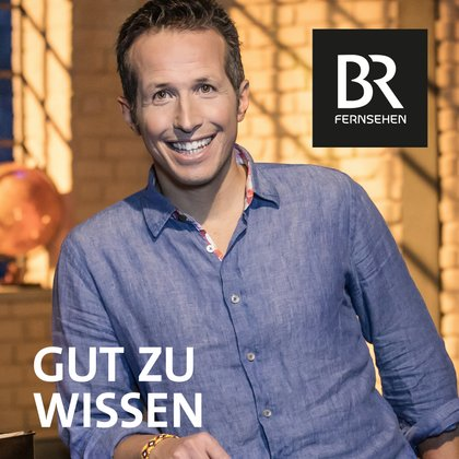 Podcast Cover Gut zu wissen | © 2017 Bayerischer Rundfunk