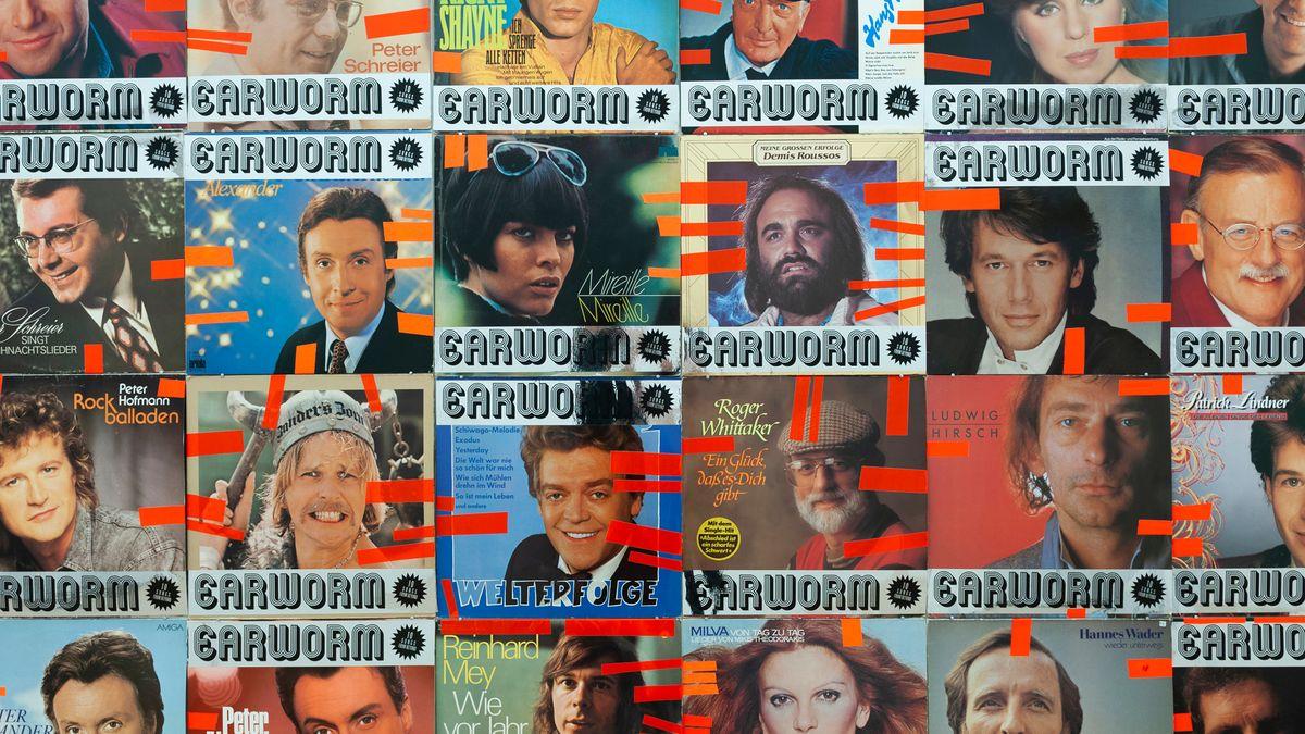 Schallplatten-Cover