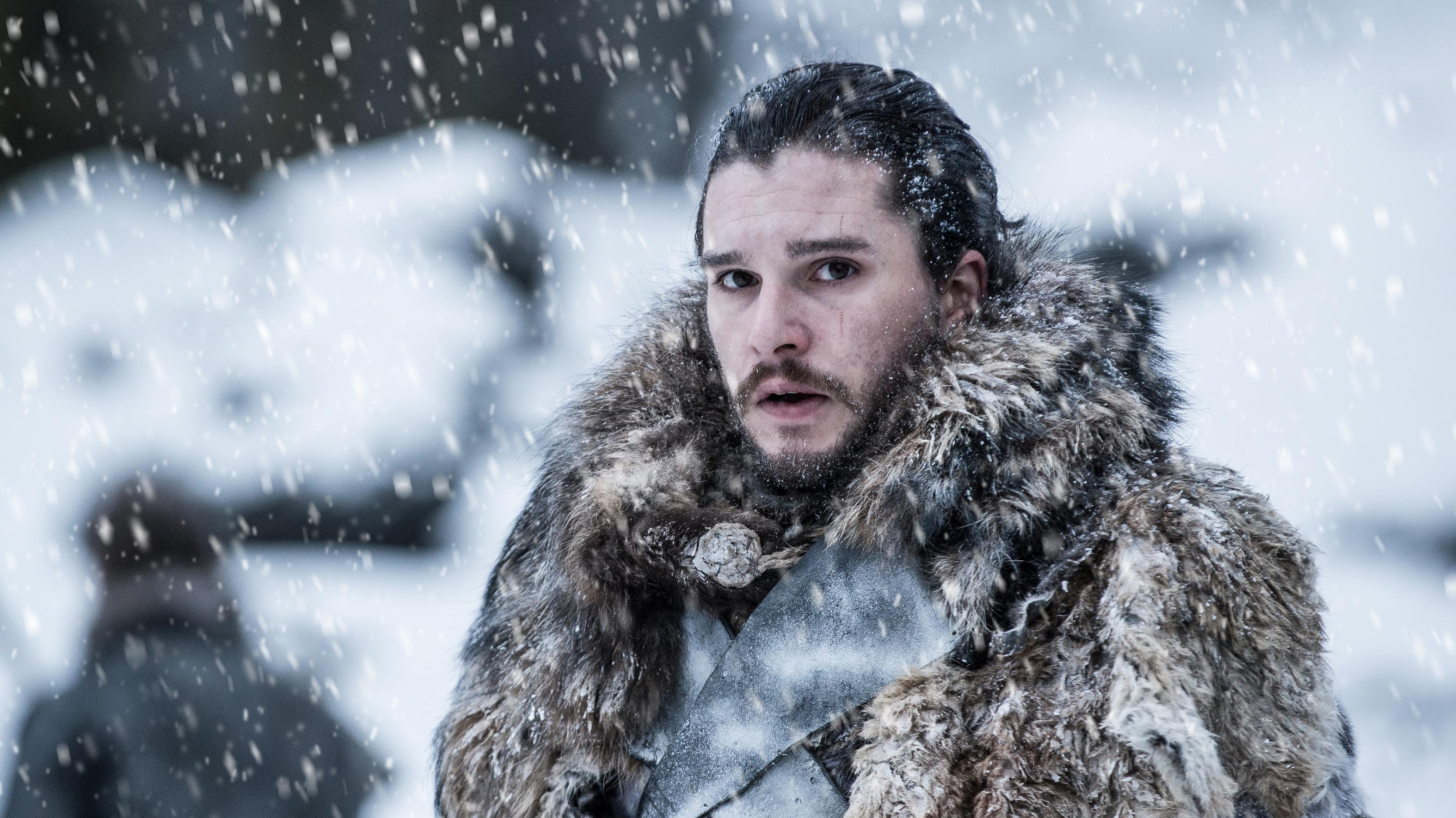 Jon Snow - Szene aus Game of Thrones