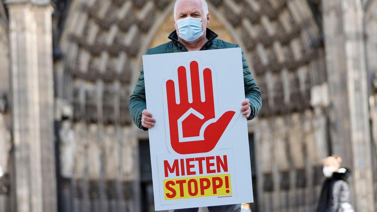 Demos für bezahlbaren Wohnraum in über 80 deutschen Städten (Symbolbild)