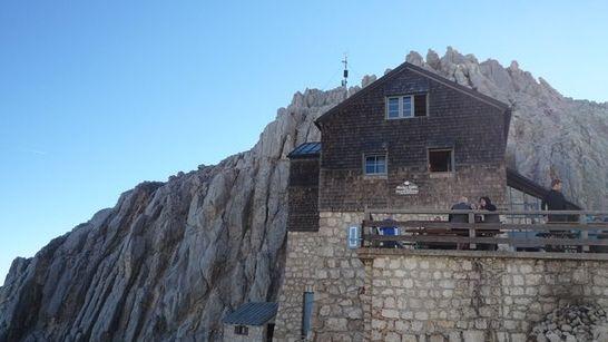 Archivbild der Meilerhütte