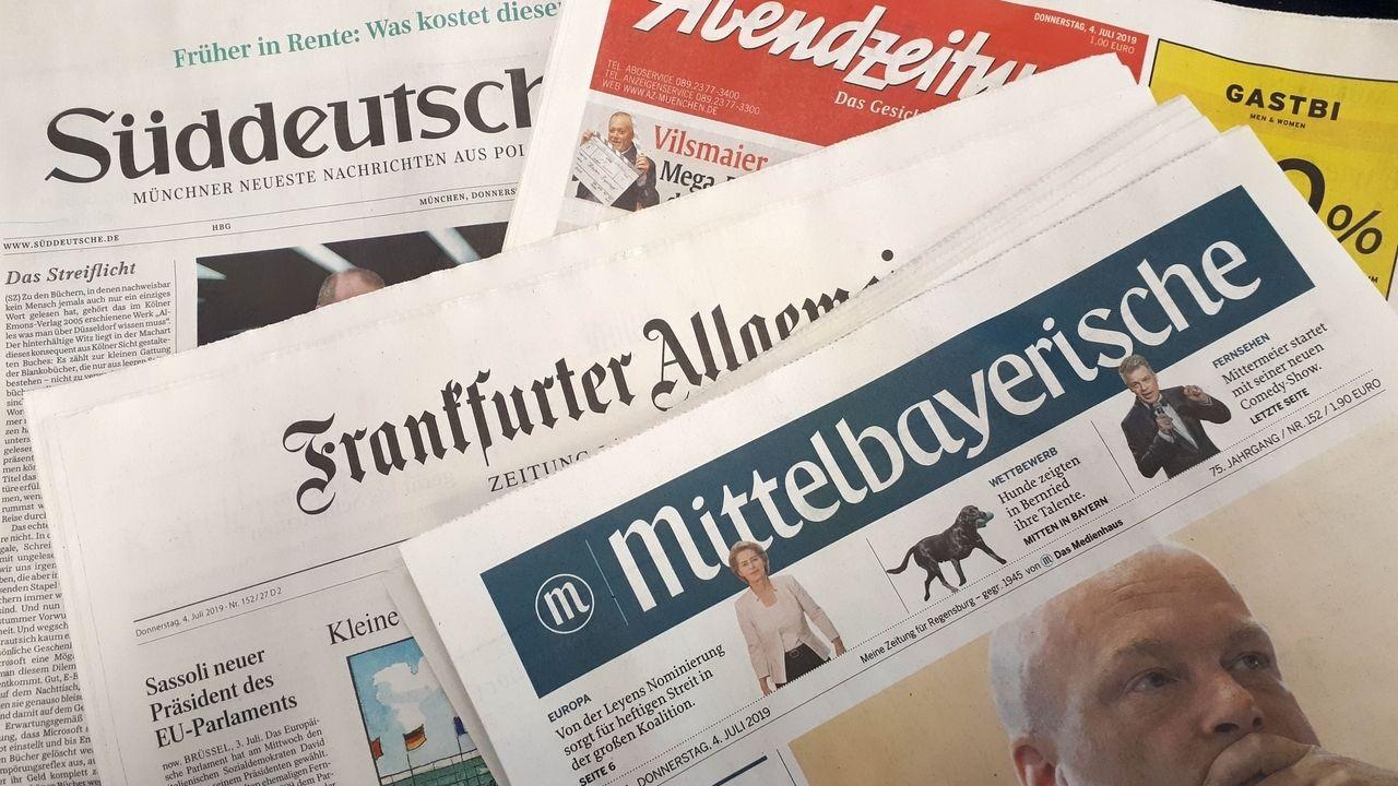Die Zeitungen vom Tag nach dem Wolbergs-Urteil