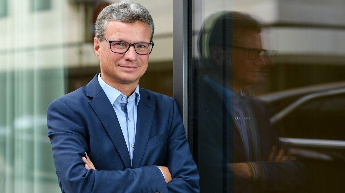 Staatsminister für Wissenschaft und Kunst Bernd Sibler