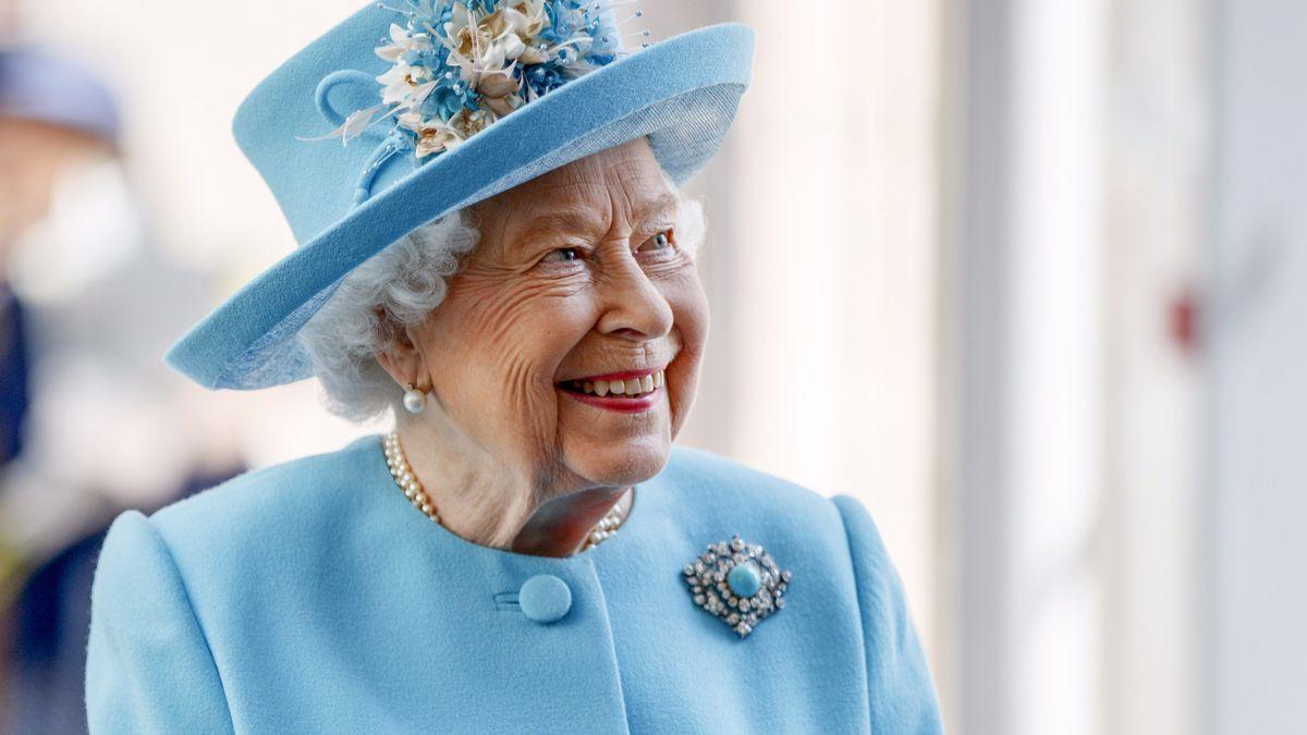 Königin Elizabeth II. von Großbritannien.