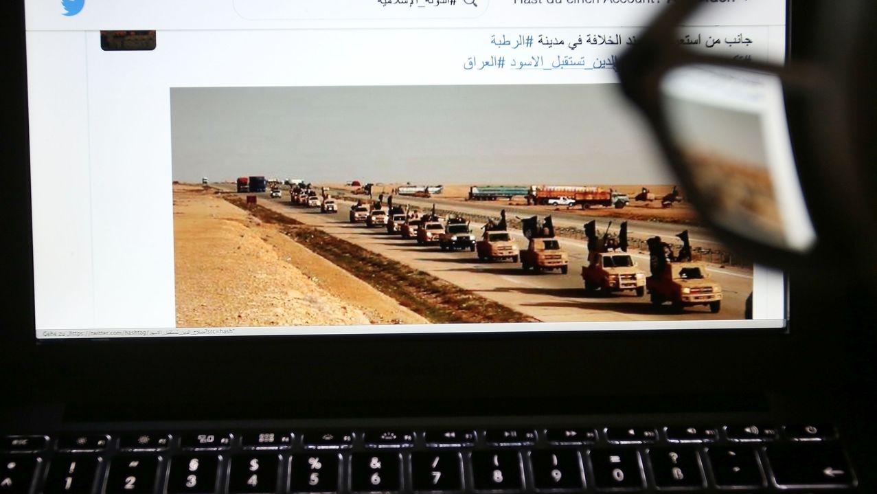 Radikal im Netz: Islamisten und Rechten