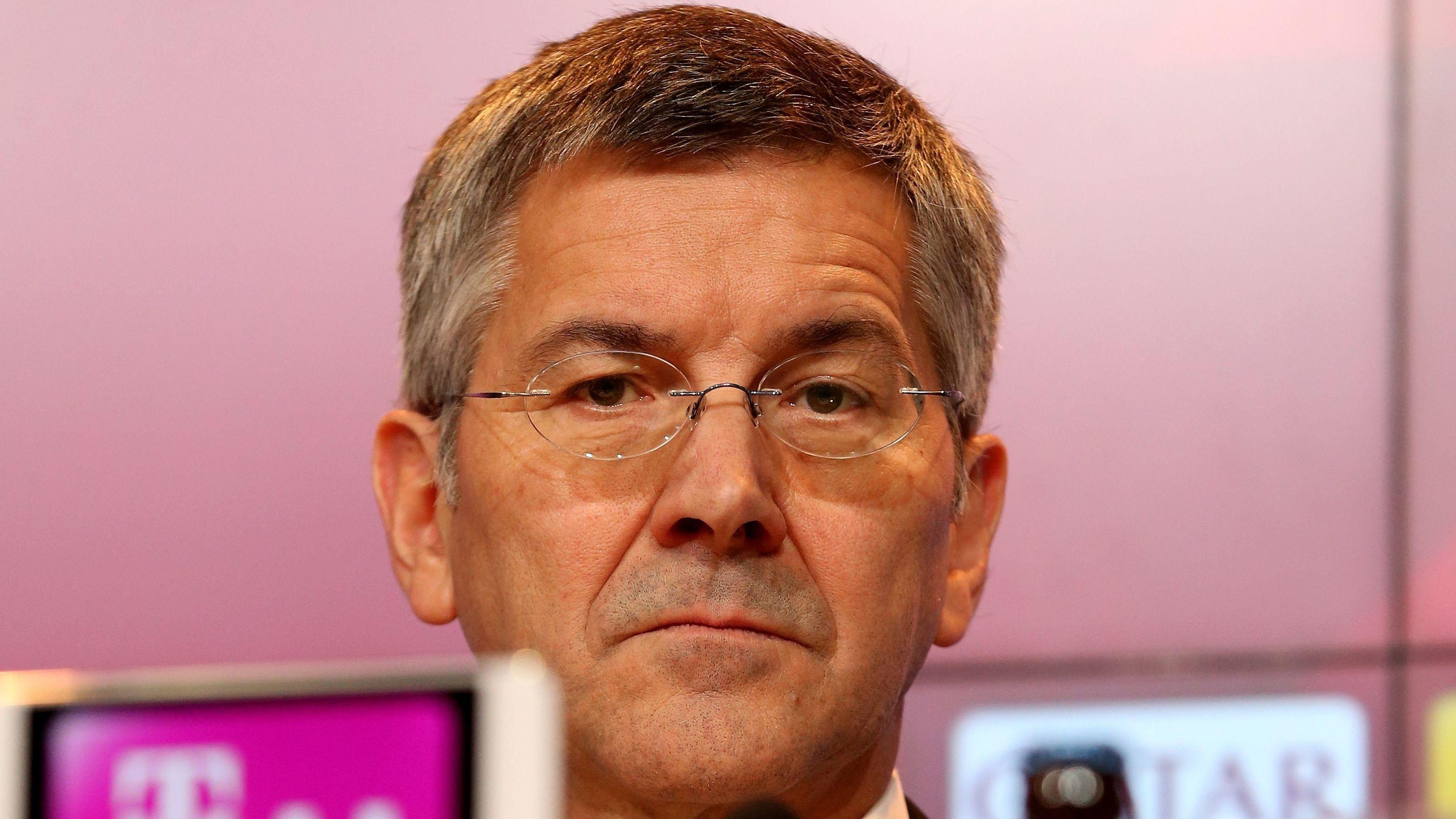 FC Bayern-Präsident Herbert Hainer