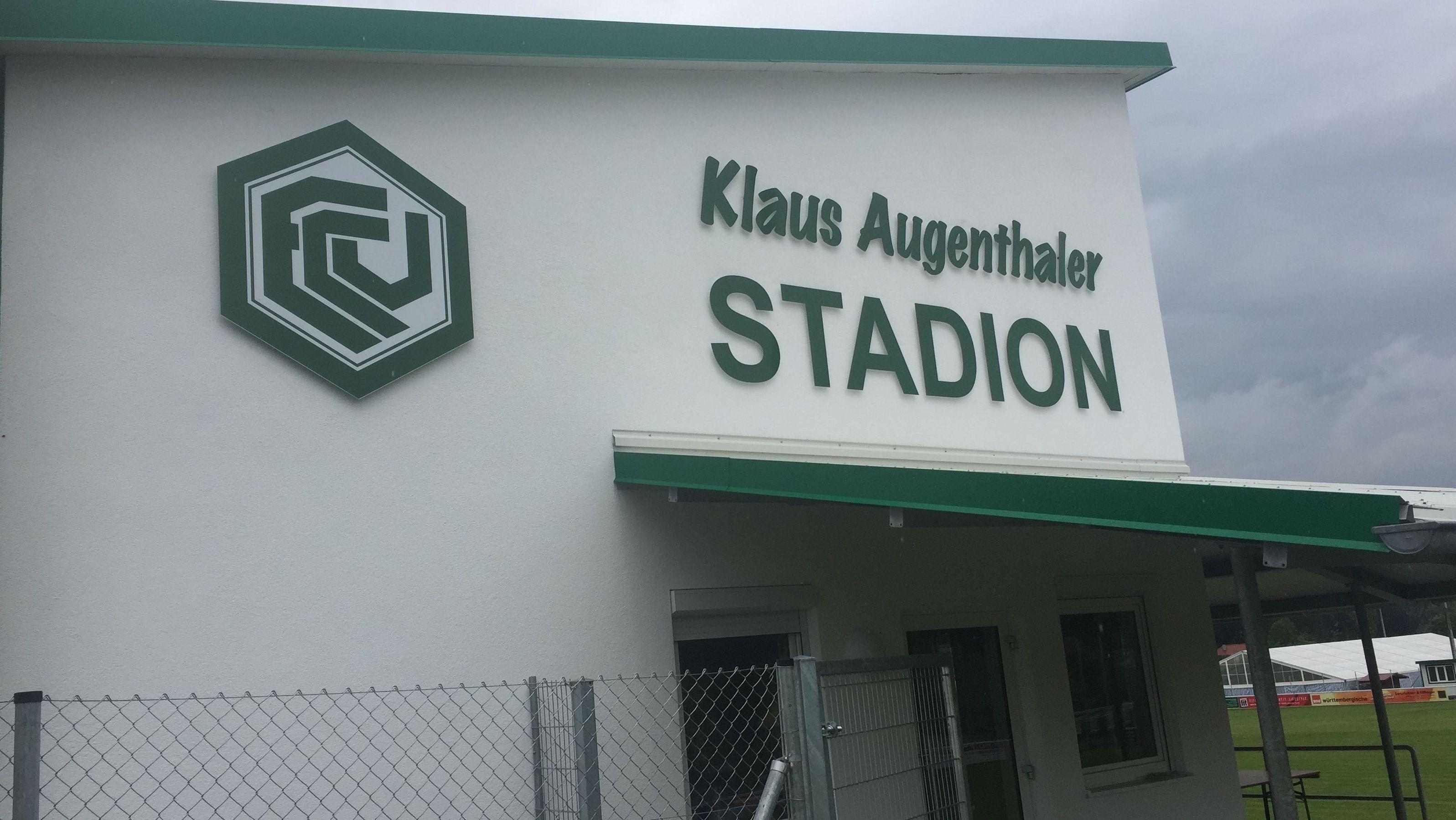 Klaus Augenthaler Stadion in Vilshofen