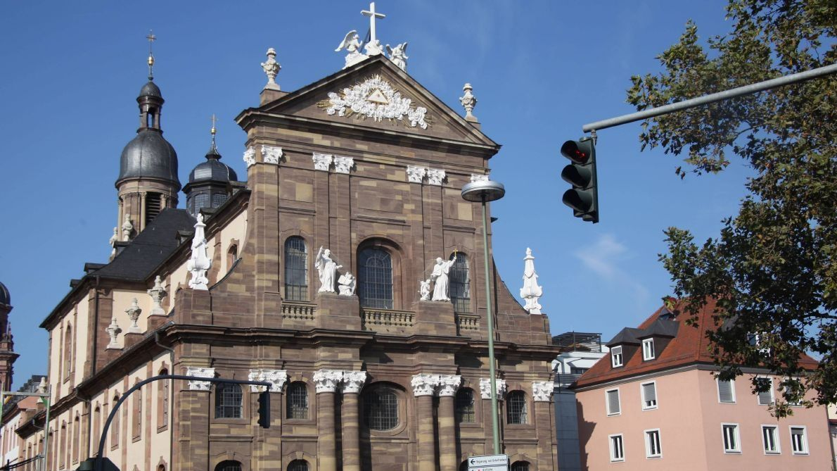 St. Michael in Würzburg