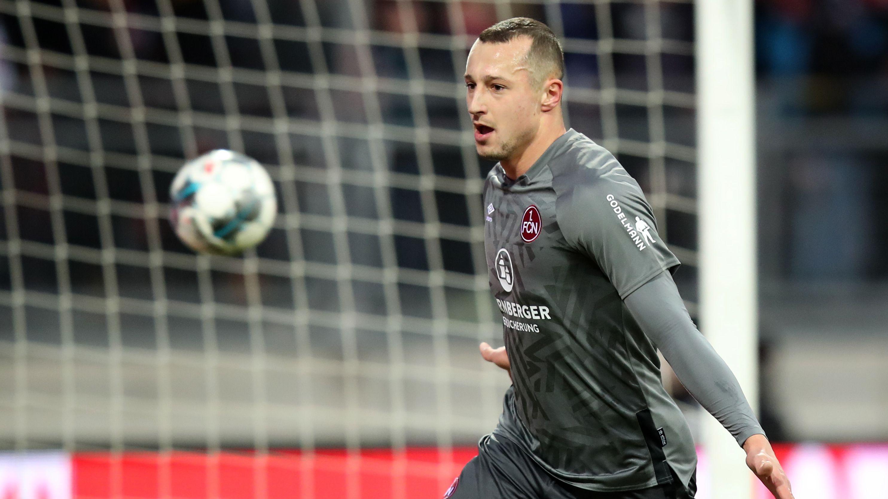 Adam Zrelak, 1. FC Nürnberg