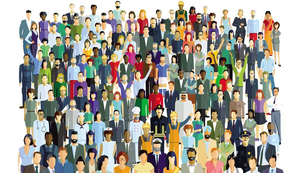 Vielfalt in der Gesellschaft - überall abgebildet?