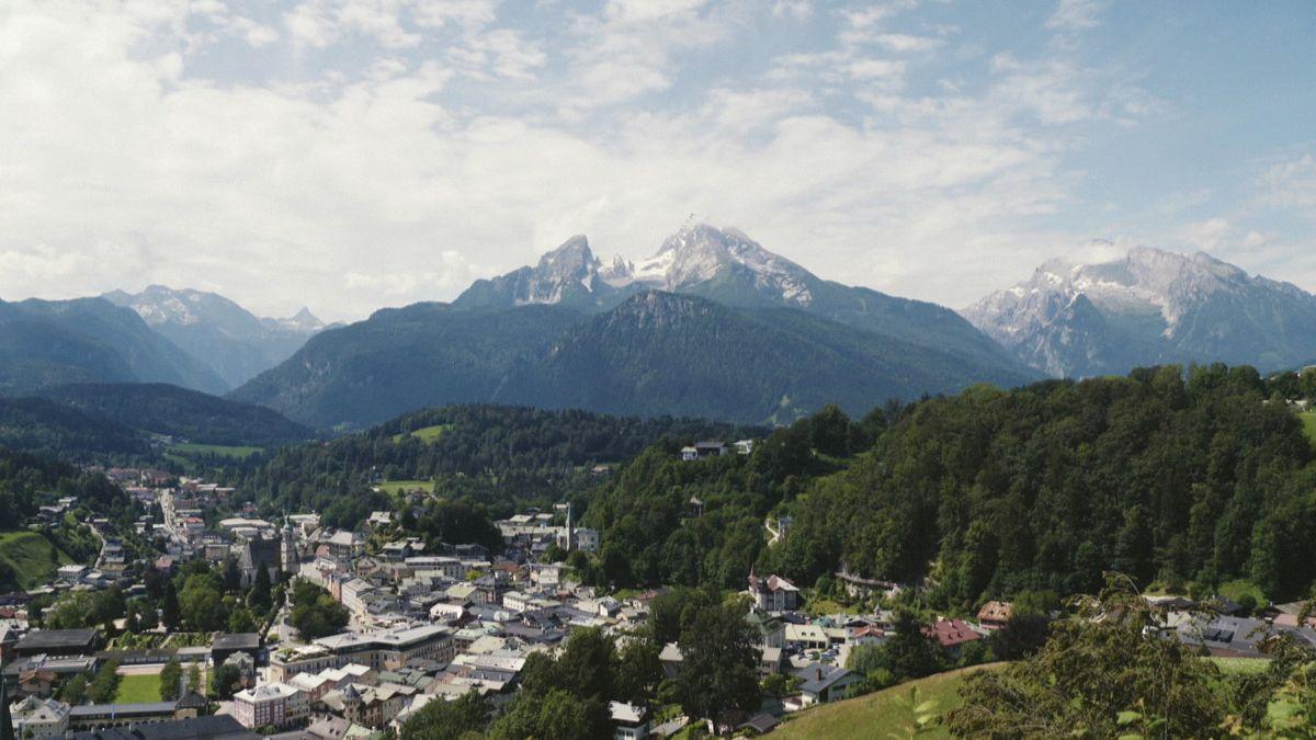 Bergregion um den Watzmann