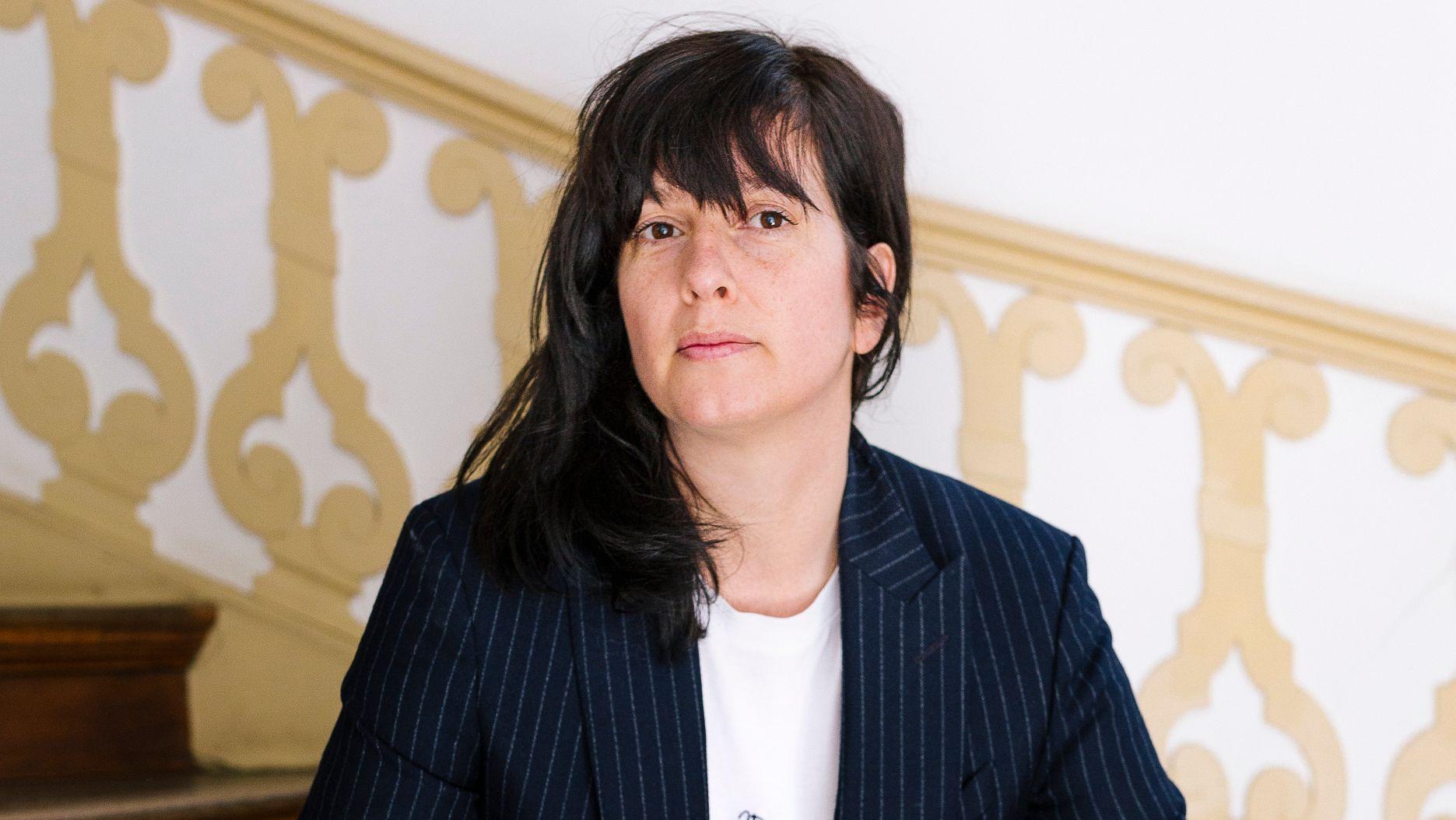 Die Schriftstellerin Karen Köhler