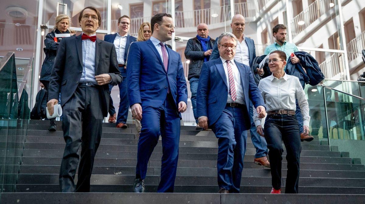 Bundestagsabgeordnete für Widerspruchslösung