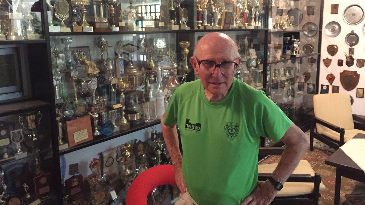 Holocaust-Überlebender Shaul Ladany