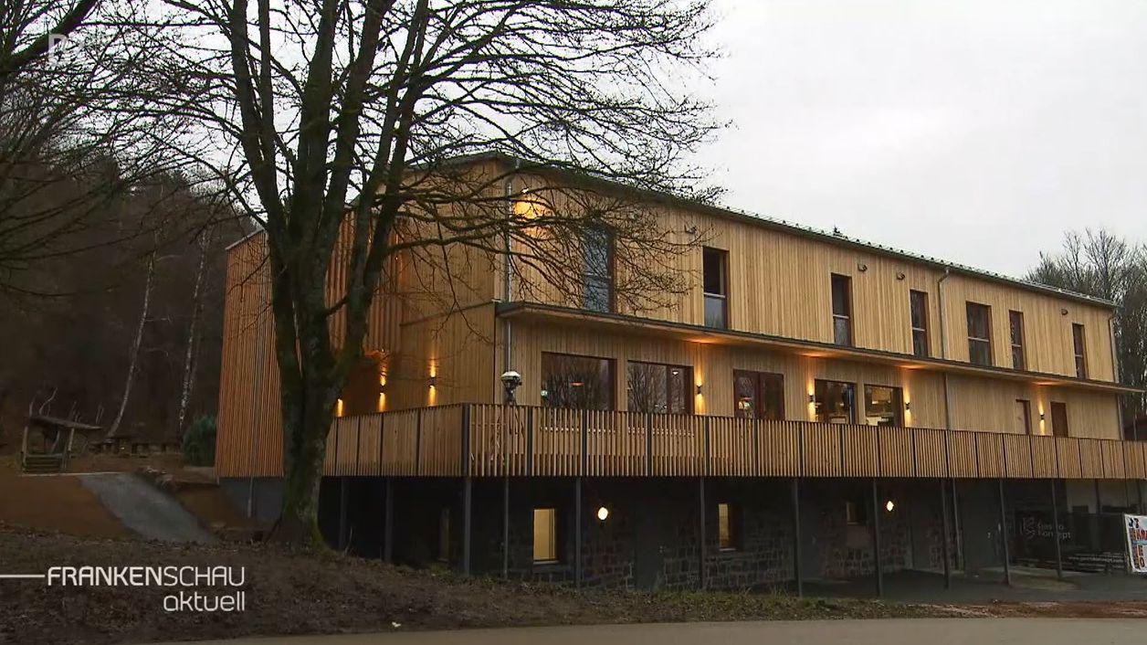 Das neue Berghaus Rhön