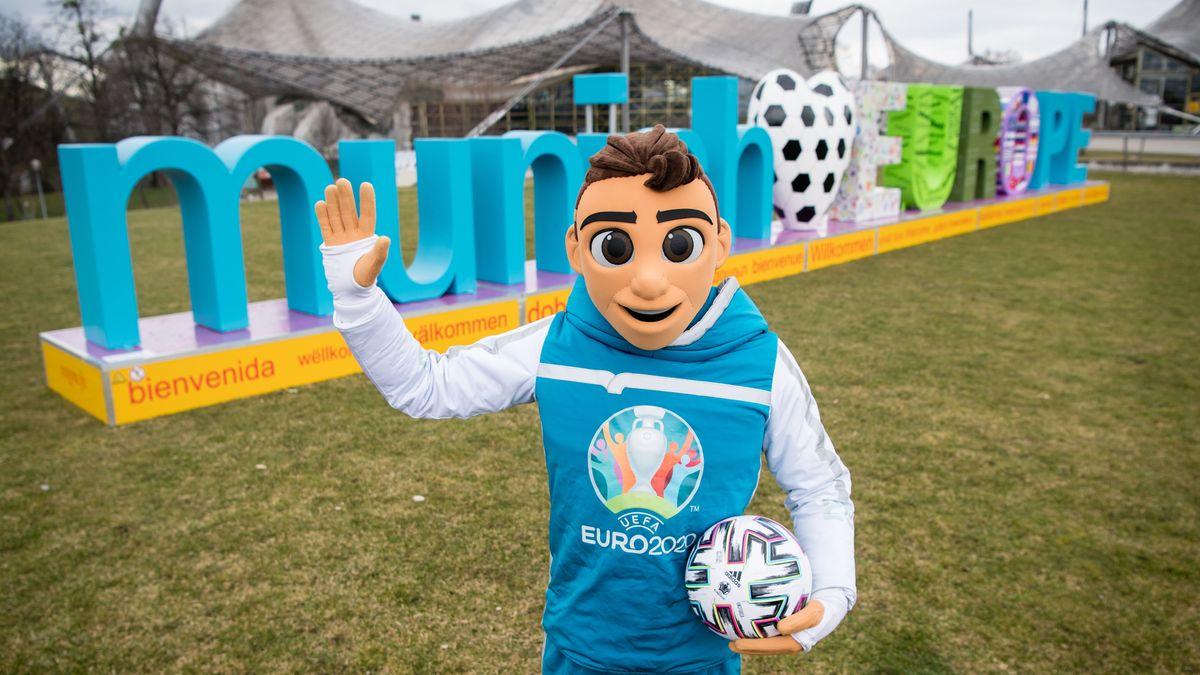 Maskottchen Fußball-EM