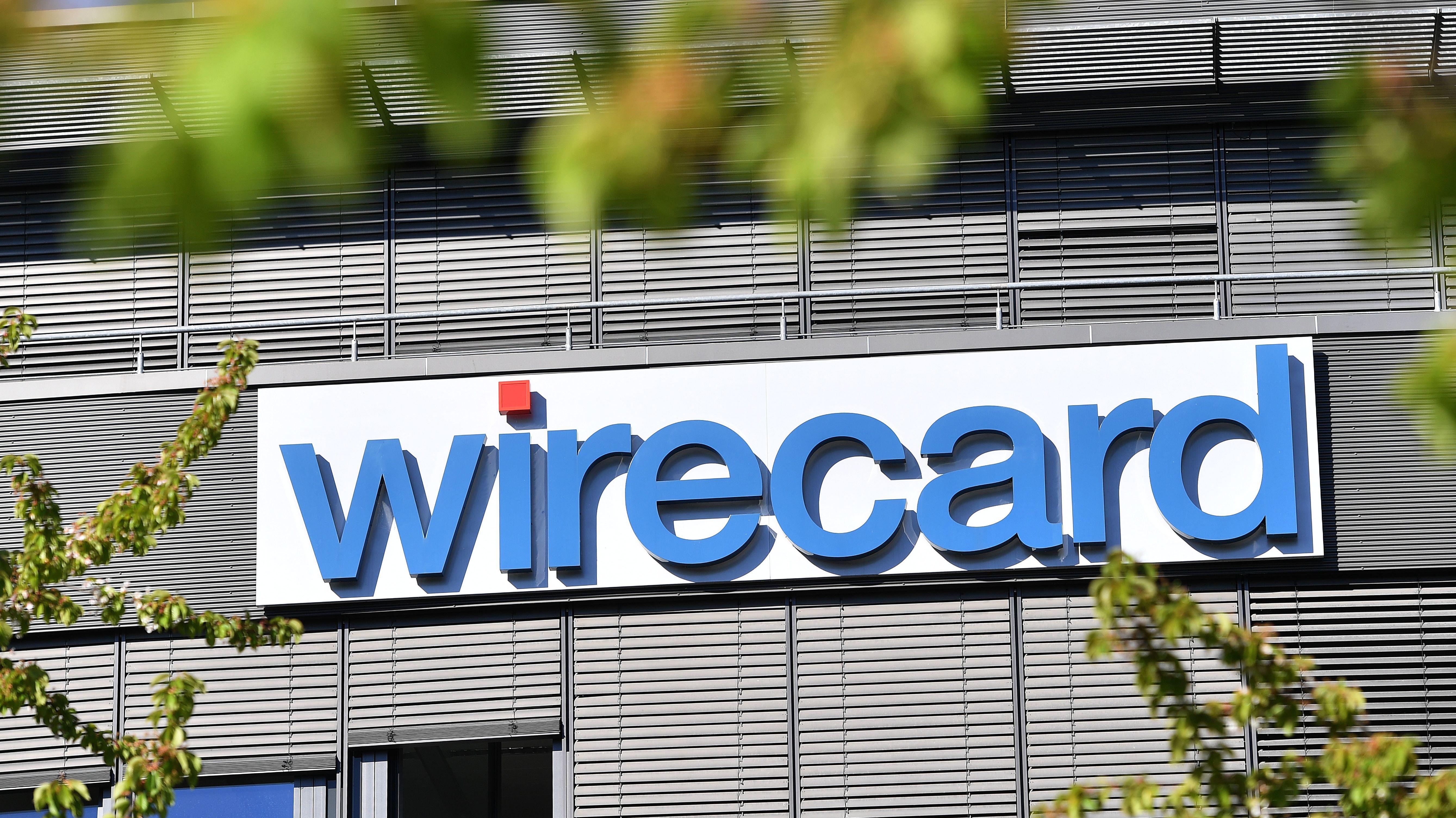 Firmenlogo von Wirecard