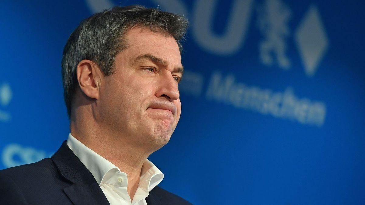 Ministerpräsident Markus Söder (CSU)