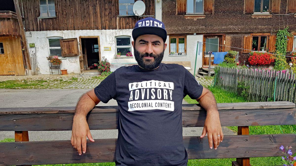 Muslimischer Rapper Waseem