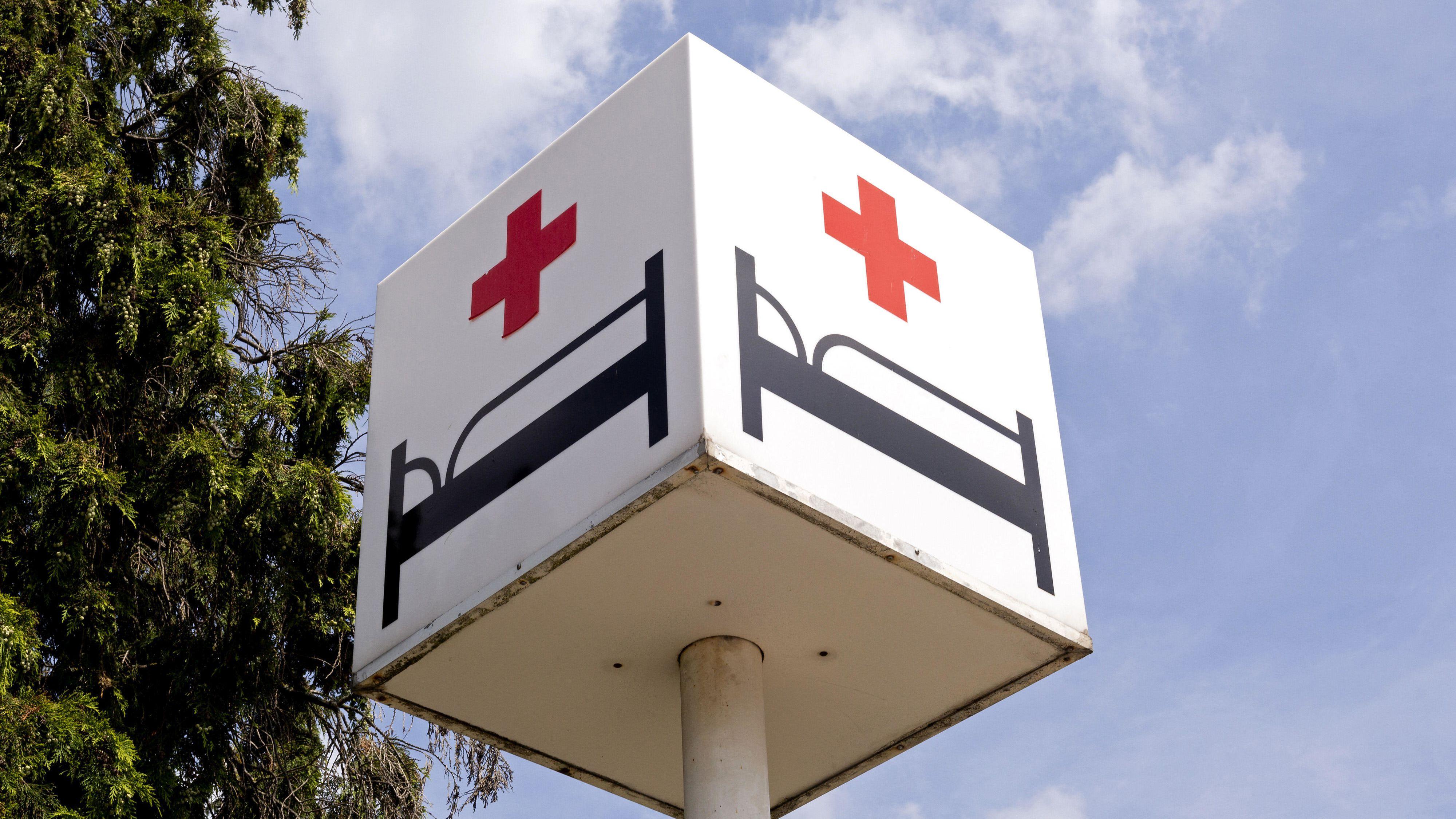 Symbolbild Krankenhaus