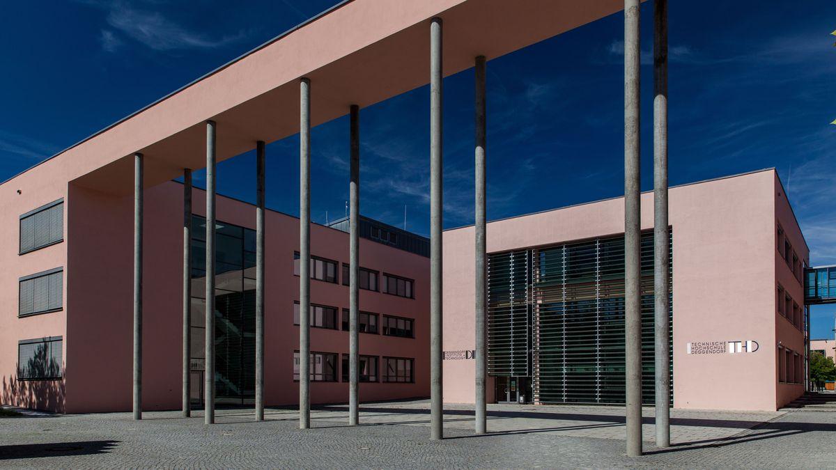 Die Technische Hochschule in Deggendorf