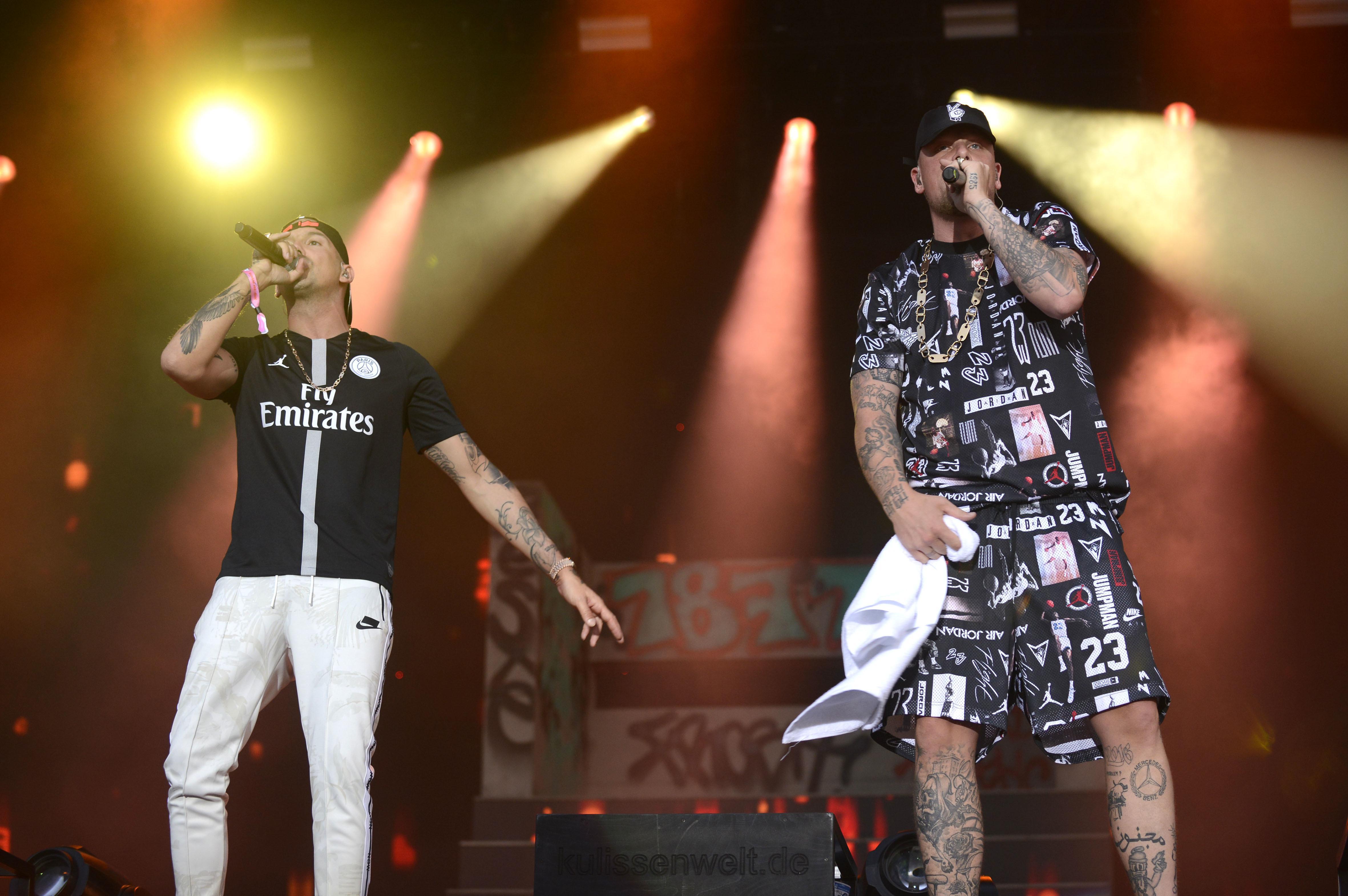 Drohungen gegen Münchner Polizei nach Drogenkontrollen bei Rap-Konzert