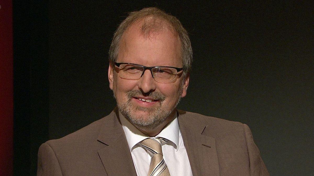 Lehrerverbandspräsident Heinz-Peter Meidinger