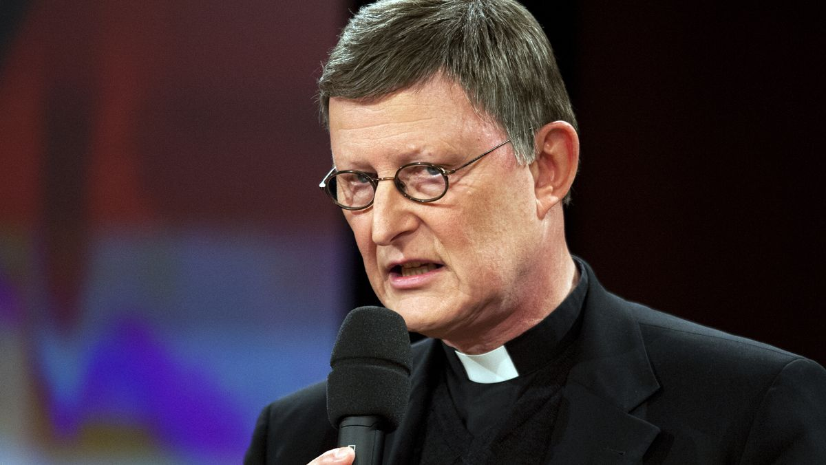 Kardinal Rainer Maria Woelki  (Archivbild)