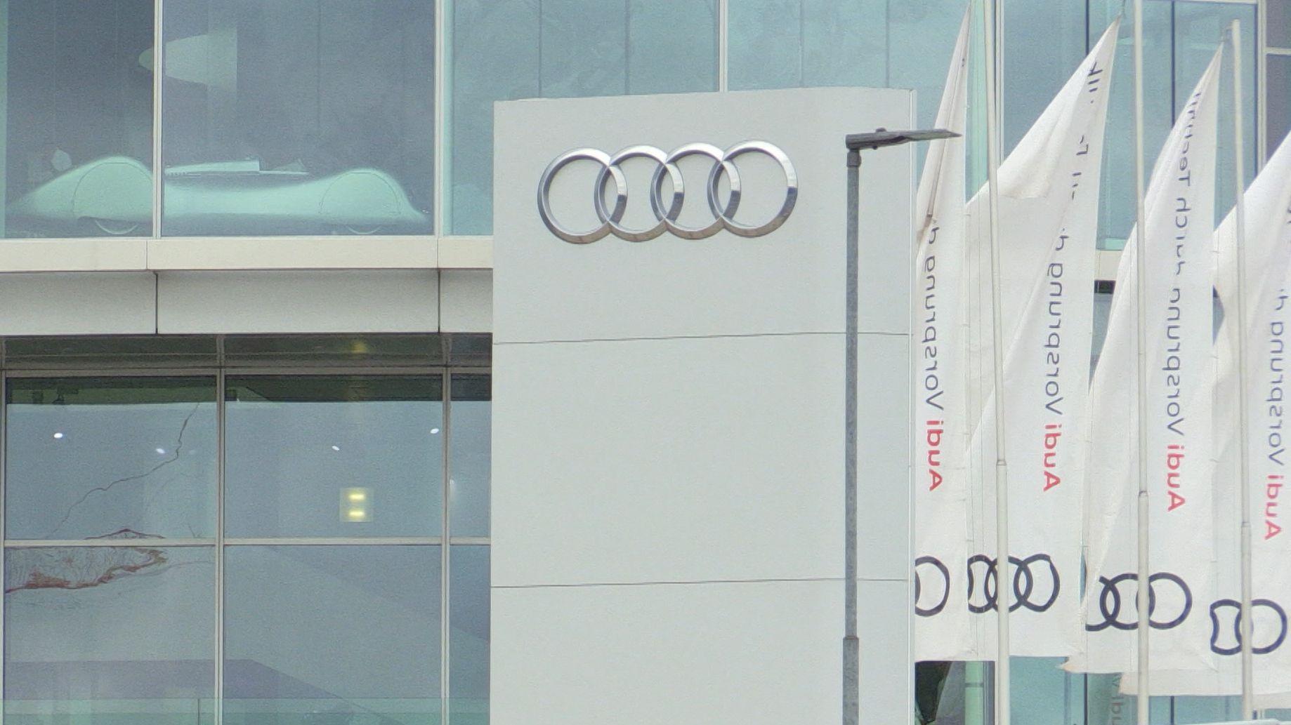 Auf der Betriebsversammlung am Mittwoch stellte Audi seine Pläne vor, künftig stärker auf Elektroautos zu setzen.