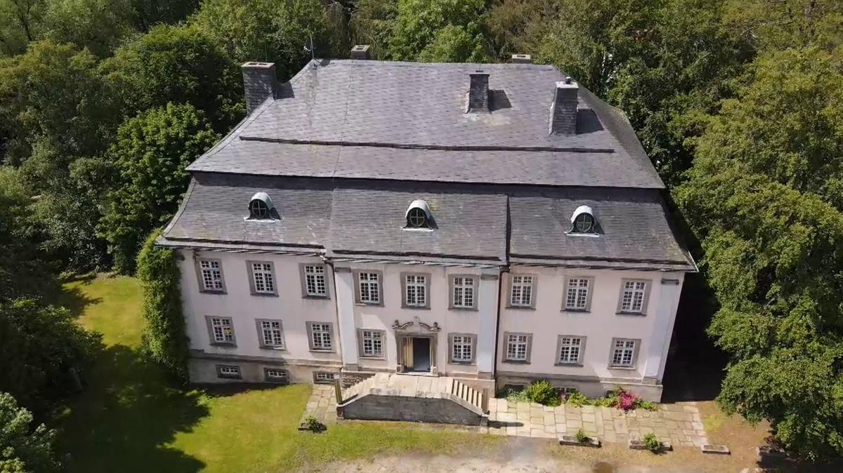 Schloss Erkersreuth