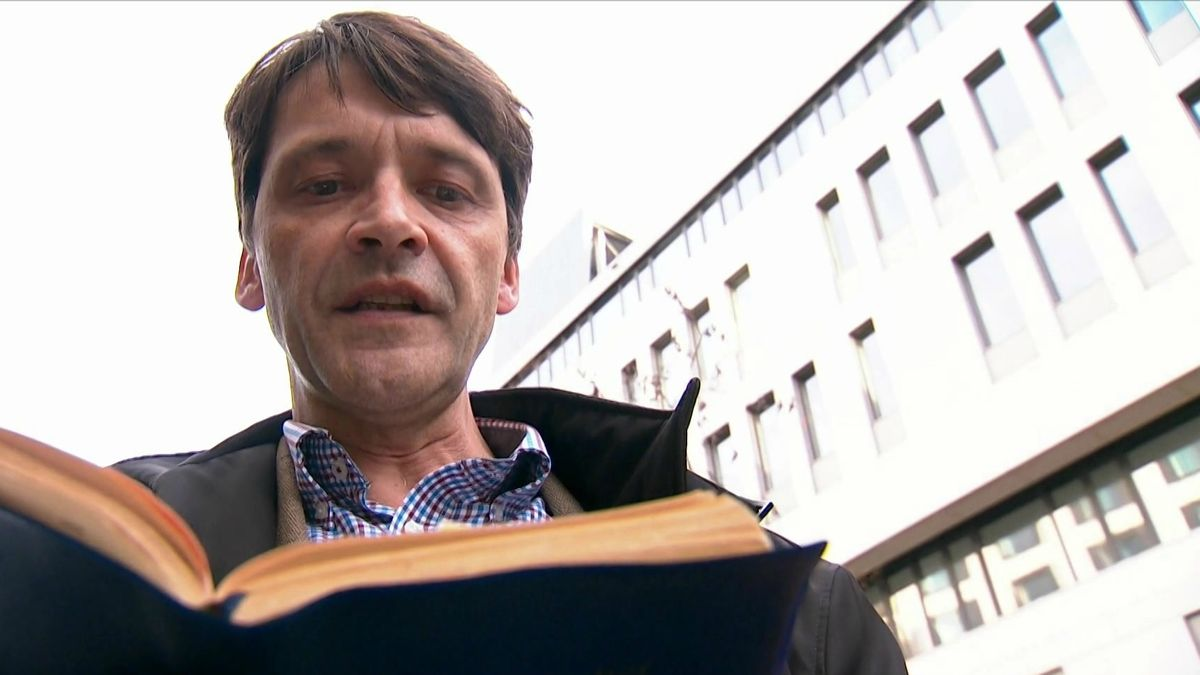 Johannes Fischer - der langjährige Wahlmünchner war an vorderster Front in der Leipziger Bürgerrechtsbewegung.