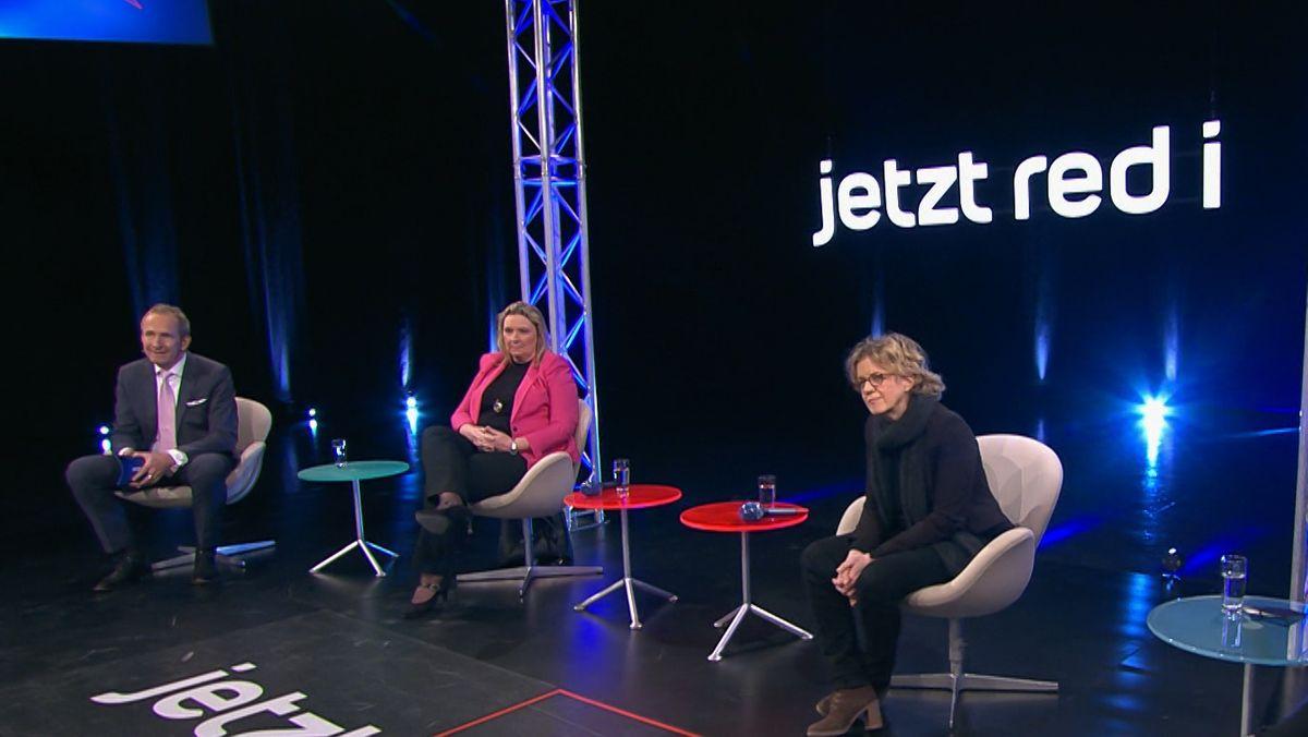 """""""jetzt red i"""": Streit um die Zukunft des Wohnens vom 10.03.2021"""