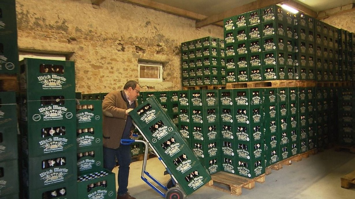 Brauereien geraten durch Corona-Krise in Not .