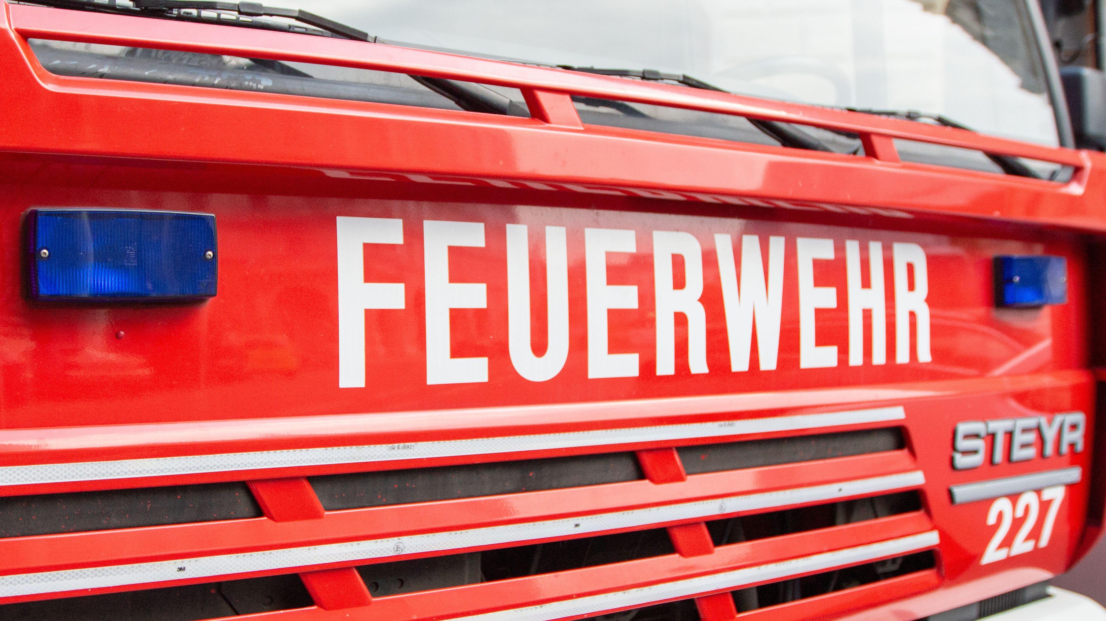 Symbolbild: Feuerwehrauto der Wiener Feuerwehr