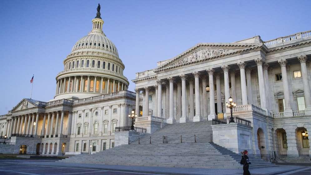Kapitol in Washington | Bild:pa/Dpa