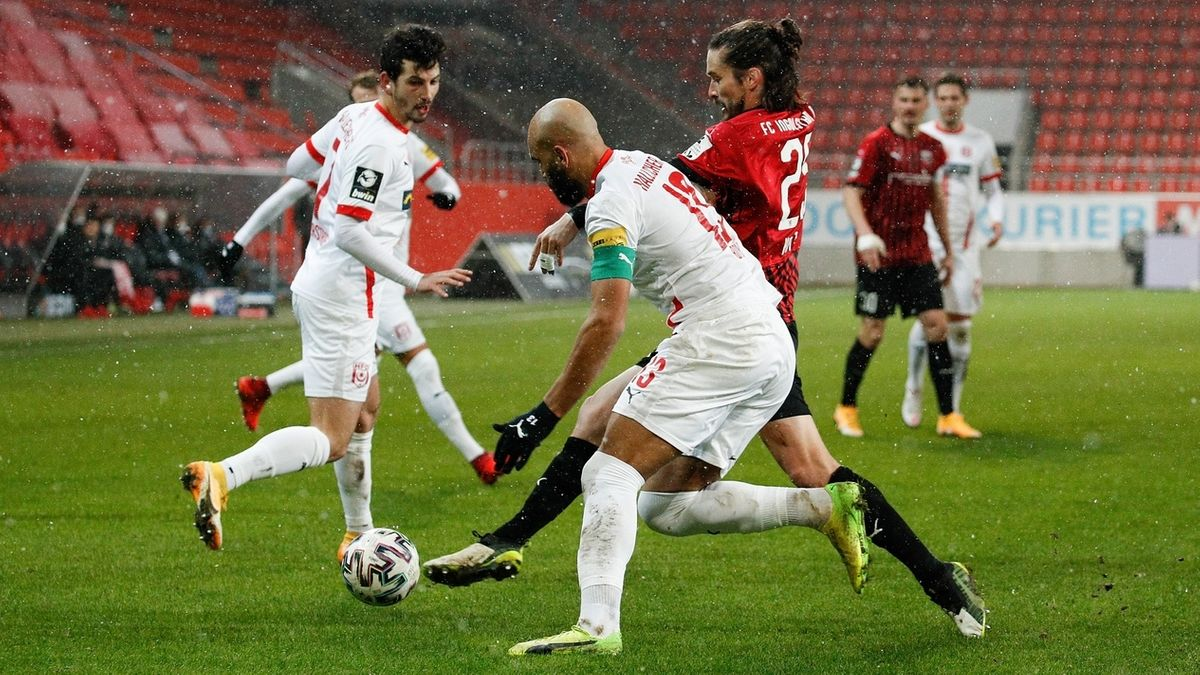 Ingolstadt gegen Halle